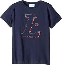 Lanvin Kids Print T-Shirt (Little Kids/Big Kids)