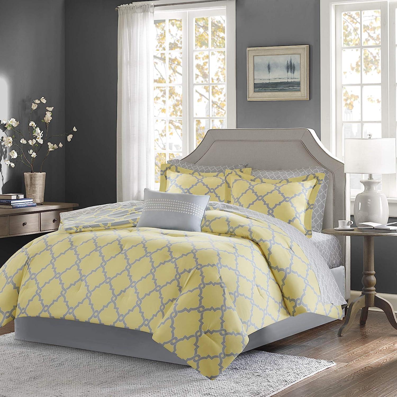 Madison Park Essentials Free shipping on posting reviews Merritt Comforter Queen Arlington Mall 90