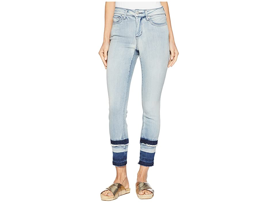 NYDJ Ami Skinny Ankle w/ Double Released Hem in Hurricane (Hurricane) Women's Jeans
