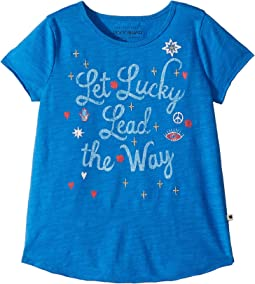 Lucky Brand Kids - Amaya Graphic Tee (Little Kids)