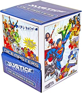 WizKids DC Comics Dice Masters Justice League Gravity Feed Box
