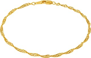 Anklets for Women and Teen Girls - Whisper Chain Gold...