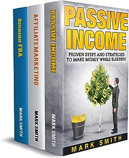 Passive Income: 3 Manuscripts - Passive Income, Affiliate Marketing, Amazon FBA (Passive Income Streams, Online Business, Passive Income Online Book 1)