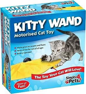 327c5cc998 Hello Kitty Baguette de chat Meow Undercover Jaune Jupe motorisé Mobile  Baguette souris jouet Pet jouet