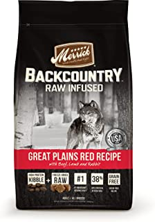 Best merrick backcountry great plains red recipe Reviews