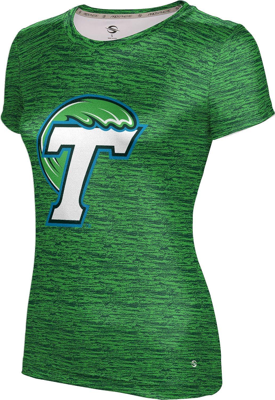 ProSphere Tulane University Girls' Performance T-Shirt (Brushed)