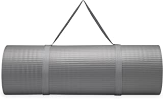 Gaiam Fitness Mat with Carrying Strap