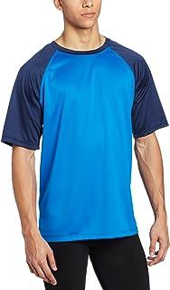 Kanu Surf Men's Short Sleeve UPF 50+ Swim Shirt (Regular...