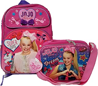 jojo siwa school bag