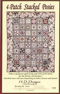 Best quilt patterns four patch Reviews