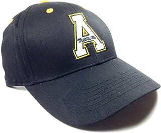 promo code 60482 4996b Black MVP Appalachian State Mountaineers Adjustable Hat