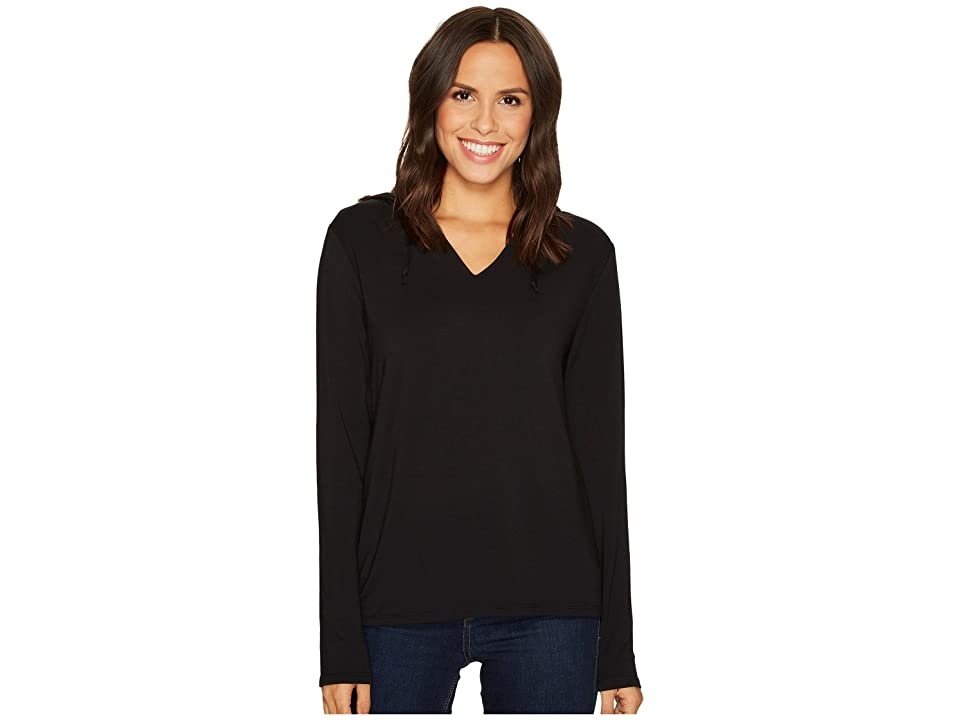 Threads 4 Thought Clio Hoodie (Black) Women