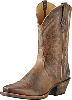 tall shaft cowboy boots