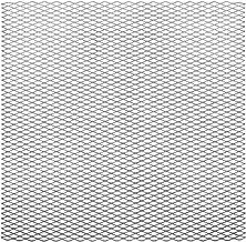 National Hardware N341-545 Stanley Expanded Metal Sheet, 1/2 in T, L X 24 in W, Welded Steel, 24