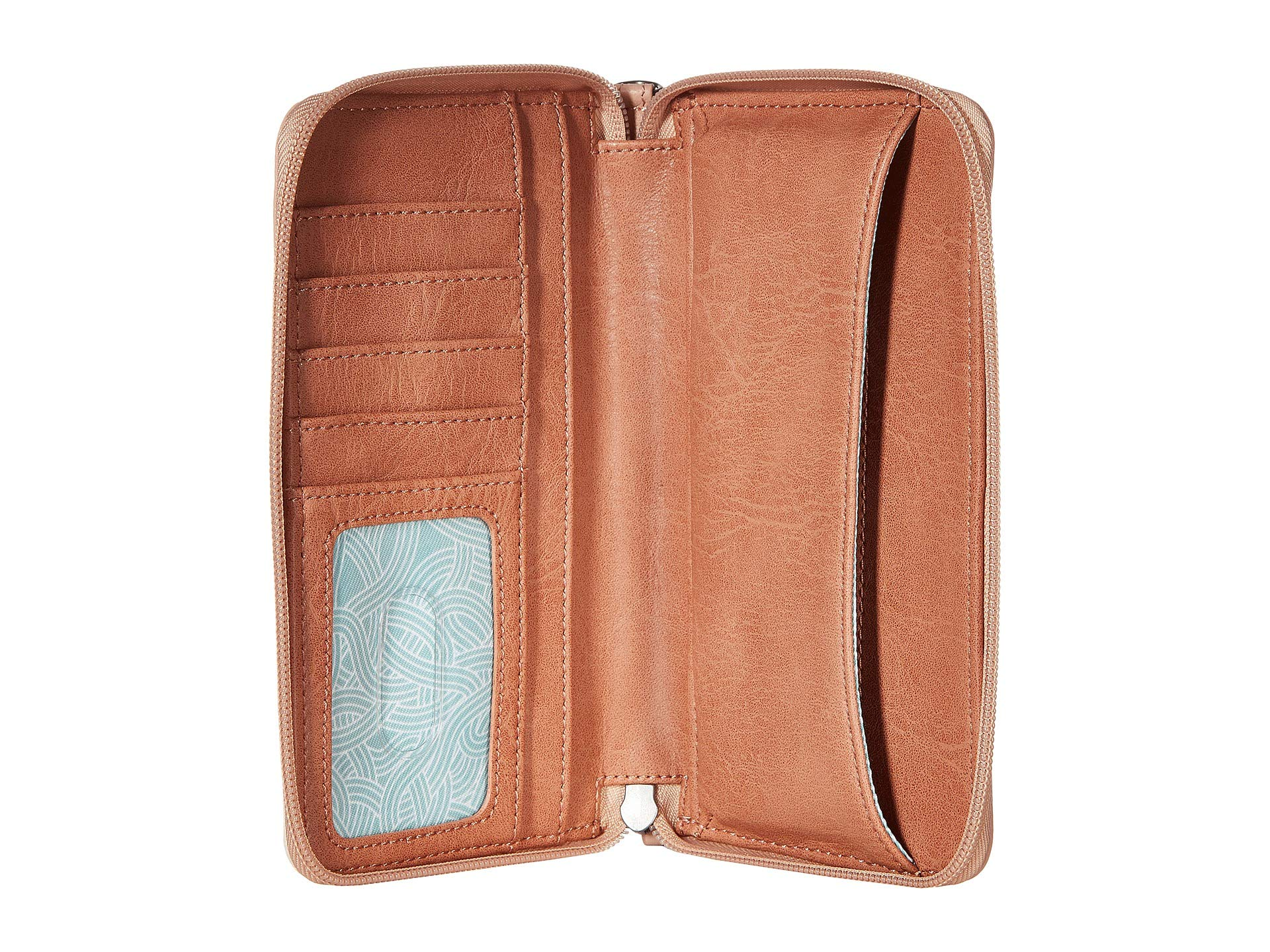The Montecito Multi Sak Zip Around Silverlake Phone Wallet 48Yvpq4WU