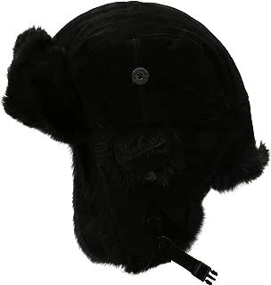 Men's Rich Suede Fur Aviator Hat