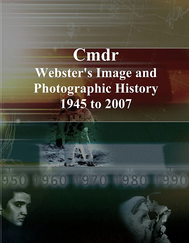 商業の頭蓋骨真空Cmdr: Webster's Image and Photographic History, 1945 to 2007