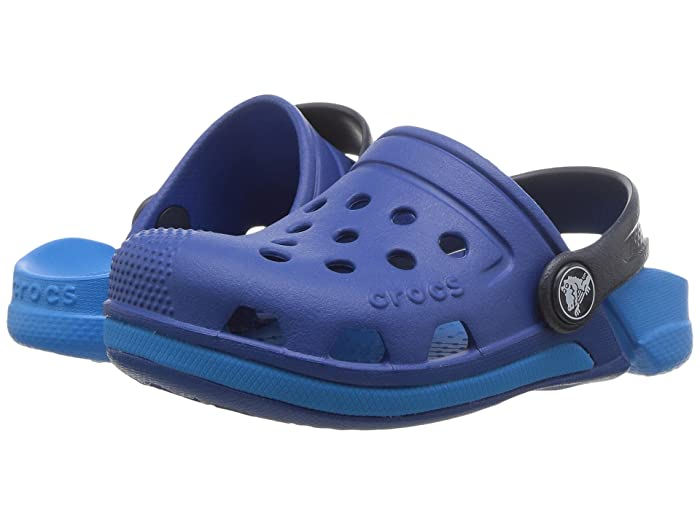ab45cf7e5 Crocs Kids Electro III Clog (Toddler Little Kid) at Zappos.com