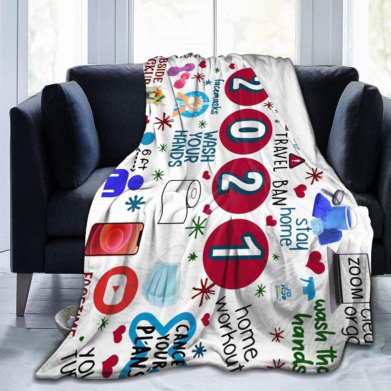 BONLOR ランキングTOP10 2020 Commemoration 2021 Go On Blanket Plush Fleece Throw 供え