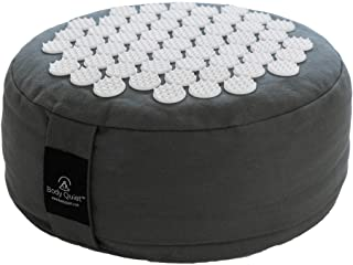 """Body Quiet Meditation Cushion with Acupressure for Stress Relief 