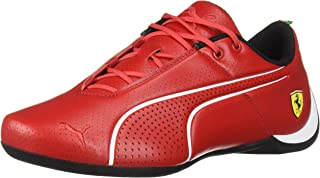 Unisex Kids' Ferrari Future Cat Ultra Jr Sneaker