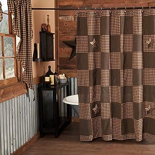VHC Brands Classic Country Primitive Bath-Farmhouse Star...
