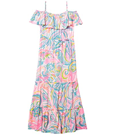 Lilly Pulitzer Kids Seraphina Dress (Toddler/Little Kids/Big Kids) Girl