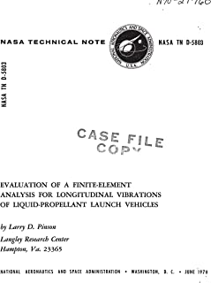 Evaluation of a finite-element analysis for longitudinal vibrations of liquid propellant launch vehicles