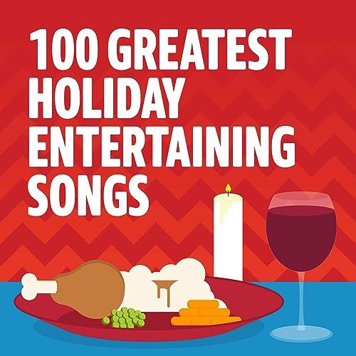 Amazon.com: 100 Greatest Holiday Entertaining Songs: Dolly ...