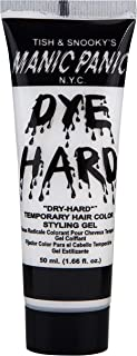Manic Panic Dye-Hard Temporary Hair Color Styling Gel, Virgin White