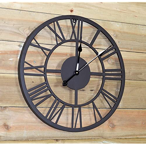 Gardman 17176 - Reloj numérico romano