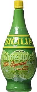 Best sicilia lime juice Reviews