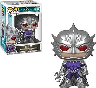 Funko 31181 Pop Heroes: Aquaman - Orm Collectible Figure, Multicolor