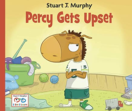 Percy Gets Upset: Emotional Skills: Dealing With Frustration