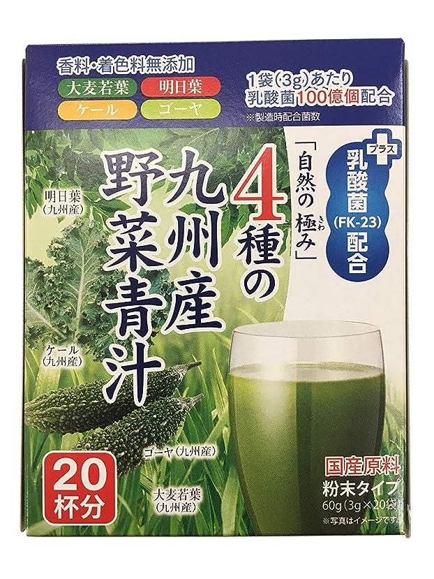 標高伝統的中性乳酸菌入り自然の極み 3g×20包×4個