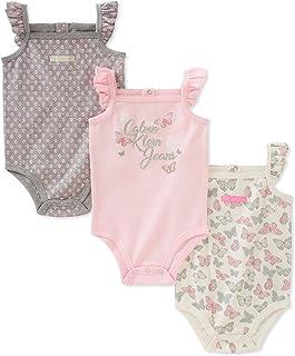 Calvin Klein - Body para bebé (3 Piezas)
