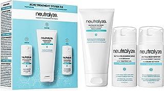 Neutralyze Moderate To Severe Acne Treatment Kit (30 Day) - Maximum Strength 3-Step Anti Acne Medication With Salicylic Ac...
