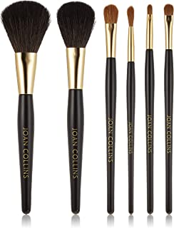 Joan Collins Timeless Beauty Good To Go Brush Caddy, Complete Collection