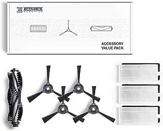 Ecovacs DS3G-KTA, Robotics DS3G-KTA akcesoria zestaw do DEEBOT 710/715, biały