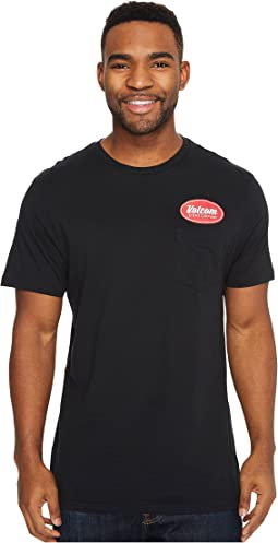 Volcom - Foundry Short Sleeve Pocket Tee
