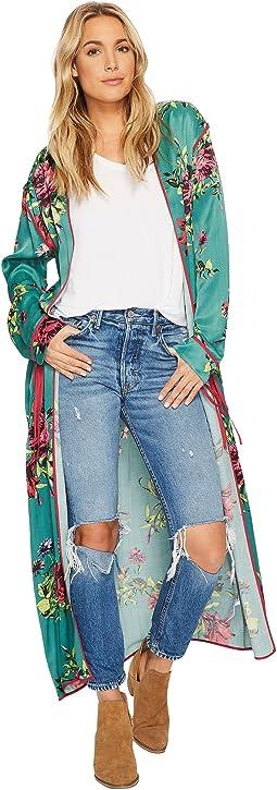 Free People - Slim Kimono Duster