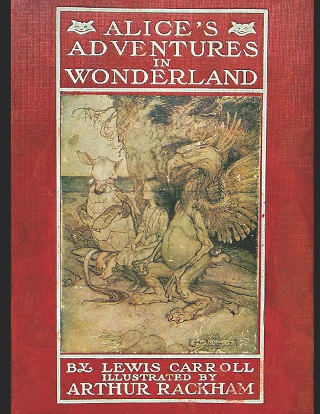 ミサイル思春期の生Alice's Adventure In Wonderland: A Fantastic Story of Action & Adventure (Annotated) By Lewis Carroll.