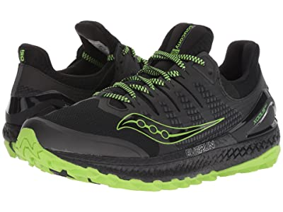 Saucony Xodus ISO3 (Black/Slime) Men