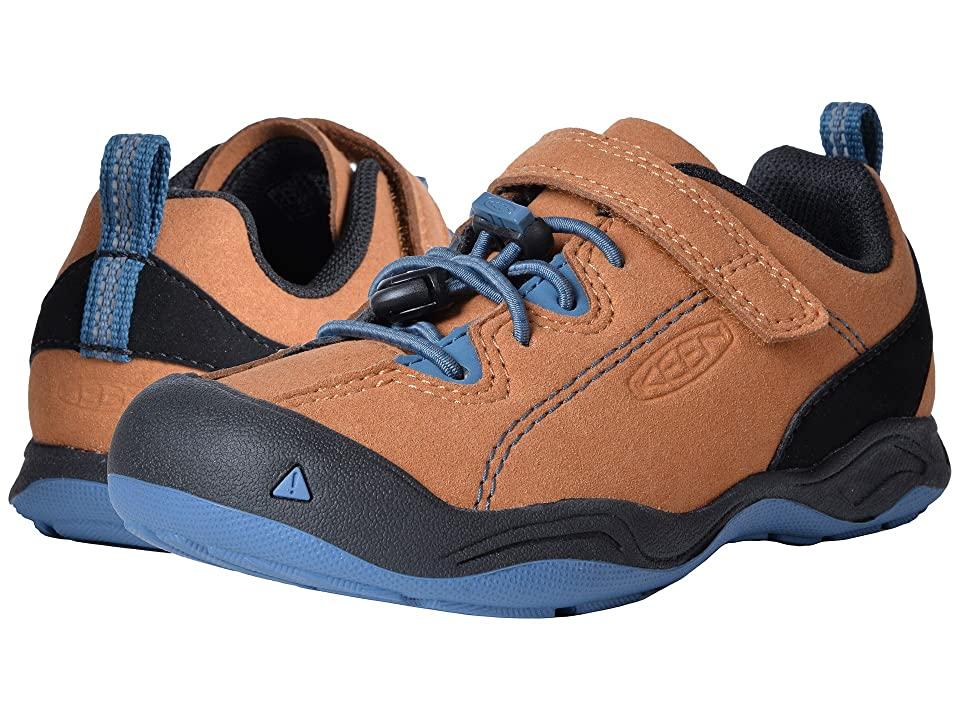 Keen Kids Jasper (Toddler/Little Kid) (Cathay Spice/Orion Blue) Boys Shoes