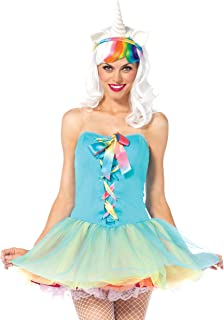 Women's Rainbow Fairy Costume