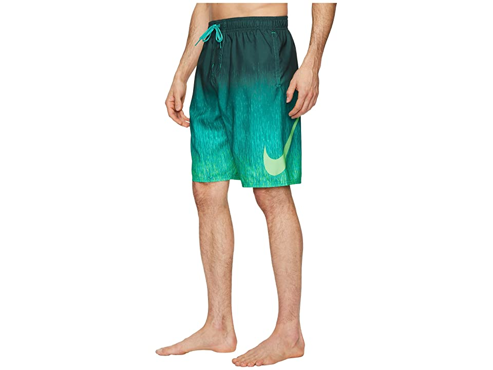 Nike Breaker 7 Volley Shorts (Clear Emerald) Men