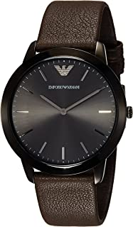 Armani Retro Men's Watch - Brown