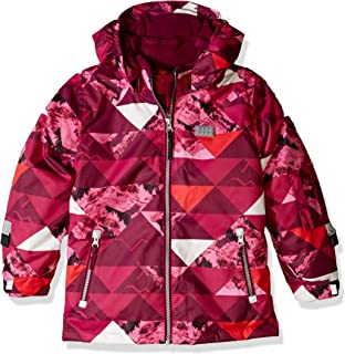 Lego Wear Boys' Jacket with Detachable Hood and All Over Print