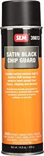 SEM 39813 Satin Black Chipguard - 14.82 oz.