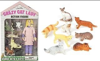 Best cat lady action figure Reviews